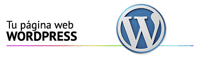 pagina web wordpress